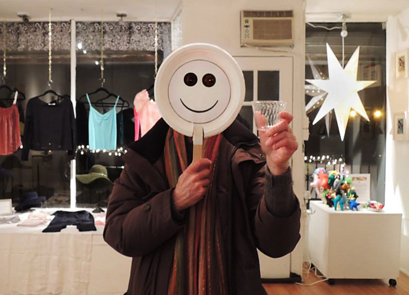 Ground Floor Gallery, Park Slope, Brooklyn. U201c